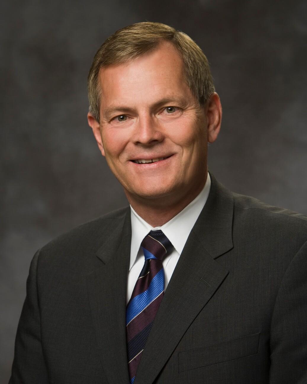 Elder Gary E. Stevenson portrait