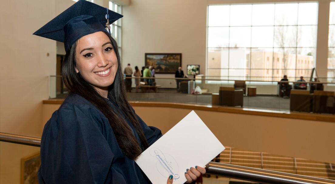 BYU-Idaho Graduation