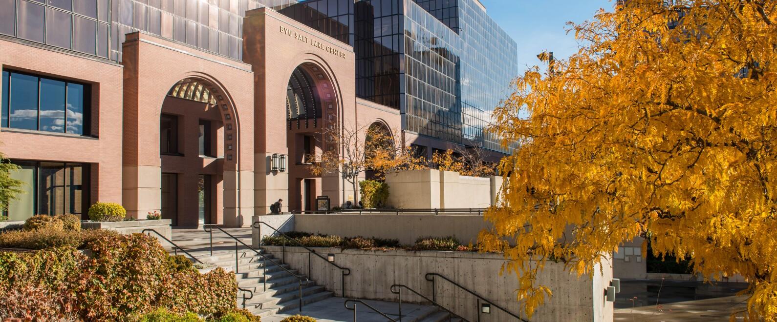 BYU Salt Lake Center - Nov 2018