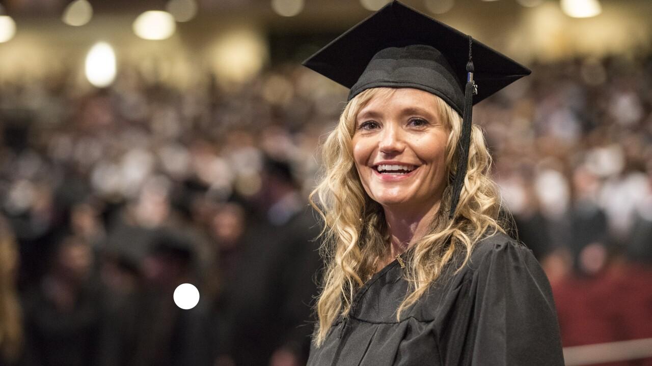 Happy Graduate 2
