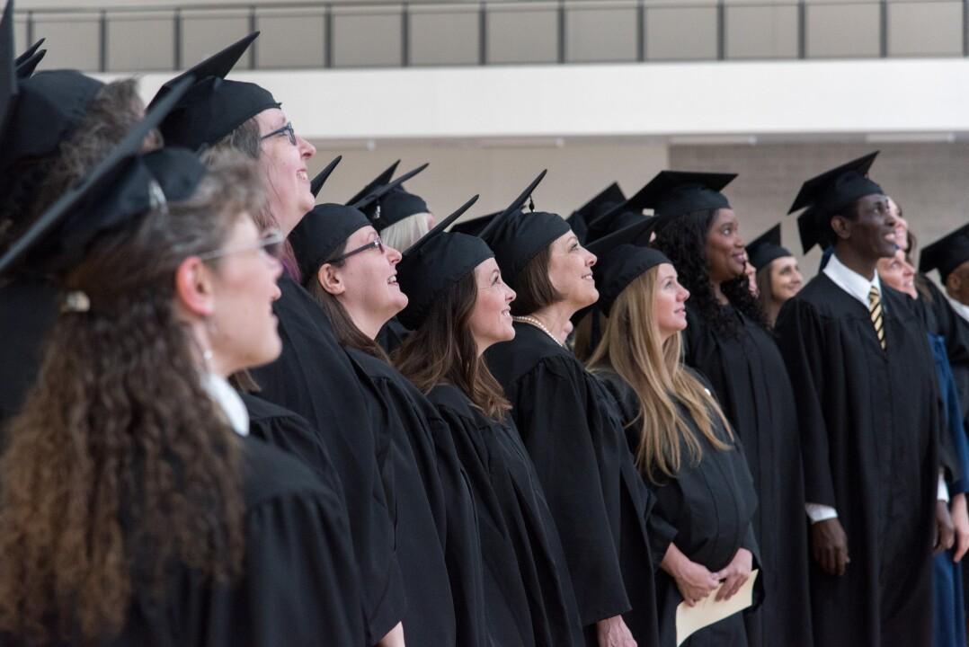 Graduation- April 2018